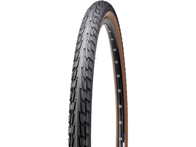"Continental Ride Tour Wire Tyre 26x1.75"", brown/brown"